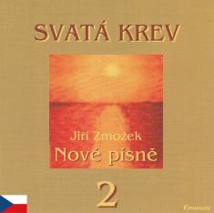 CD - Svatá krev - Nové písně 2