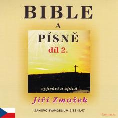 CD - Bible a píseň 2. díl