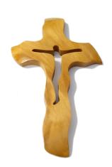 Kríž: drevený, dub - veľký (244)