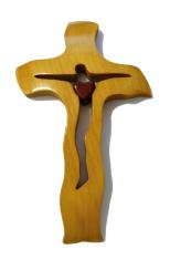 Kríž: drevený, dub - malý (234)