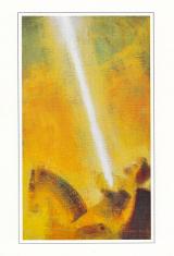 Pohľadnica bez textu / Záborský (003) - Obrátenie Šavla na sv. Pavla