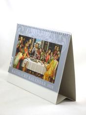 Katolícky kalendár 2018 (stolový) / NEO