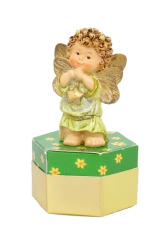Anjel s krabičkou - hviezda (P398)