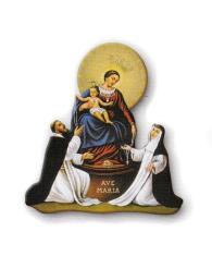 Magnetka: Panna Mária Pompejská (15/M48)