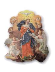Magnetka: Panna Mária Rozväzovačka uzlov (15/M251)