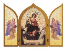 Triptych: Panna Mária Pompejská (1124/M0048)