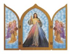 Triptych: Božie milosrdenstvo (1124/G0001)