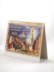 Katolícky kalendár 2018 (stolový) / ZAEX