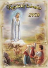 Katolícky kalendár 2018 (nastenný) / ZAEX