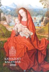 Katolícky kalendár 2018 (nástenný) / SSV