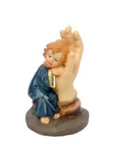 Chlapec v ruke (JS93716-1A)