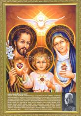 Obrázok: Sv. Andrej Bessette (A5) - Modlitba za šťastnú smrť