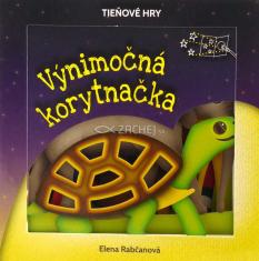 Výnimočná korytnačka - Interaktívna knižka, ktorou trénujete pozornosť detí a podporujete ich predstavivosť