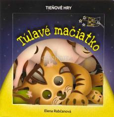 Túlavé mačiatko - Interaktívna knižka, ktorou trénujete pozornosť detí a podporujete ich predstavivosť