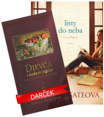 Listy do neba + Darček - sada dvoch kníh