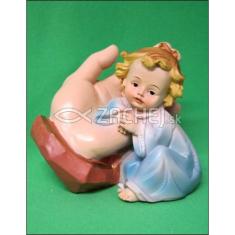 Chlapček s rukou (PB11133)