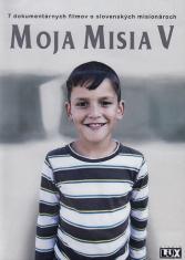 DVD: Moja misia 5. - 7 dokumentárnych filmov o slovenských misionároch