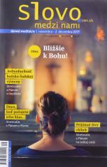 Mesačník: Slovo medzi nami 9/2017 - Denné meditácie nad Svätým písmom
