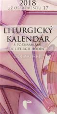 Kalendár: Liturgický - 2018 - s poznámkami k Liturgii hodín