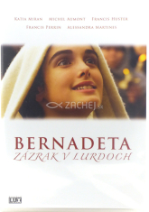 DVD - Bernadeta (Zázrak v Lurdoch)