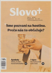 Časopis: Slovo+ 22/2017 - Kresťanské noviny, dvojtýždenník