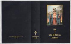 Obal: na Modlitebnú knižku katolíckeho muža/ženy (MZ-1) - Panna Mária