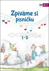 5CD - Zpíváme si písničku - 1. - 5. diel CD