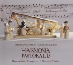 CD - Harmonia Pastoralis