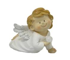 Anjel so svietiacou guľou (14A)