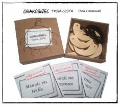 Hra: Drakobijec - tvoja cesta - hra a manuál