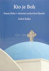 Kto je Boh - Pojem Boha v súčasnej analytickej filozofii