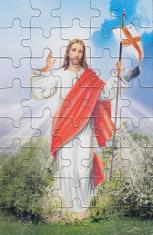 Puzzle: Vzkriesený Pán Ježiš (MU014) - 40 dielov