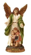 Socha: Anjel strážny - 31 cm (PB11842)