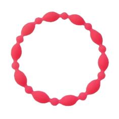 Náramok des. gum. (2106-1) - ružový