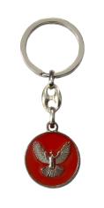 Kľúčenka kov. (K3001) - Holubica