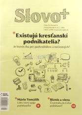 Časopis: Slovo+ 4/2018 - Kresťanské noviny, dvojtýždenník