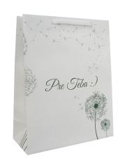 Papierová taška - Pre Teba :)