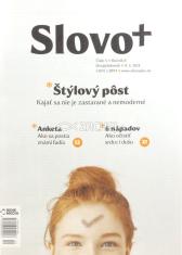 Slovo+5/2018 (dvojtýždenník) - Kresťanské noviny