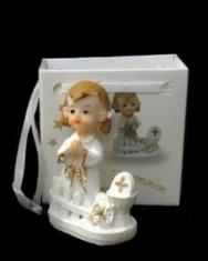 Dievča: v darčekovej taške (1742)