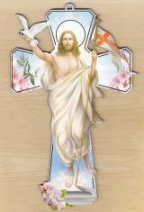 Kríž: Zmŕtvychvstalý Kristus (PROT24small)