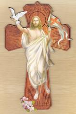 Kríž: Zmŕtvychvstalý Kristus (PROT23small)