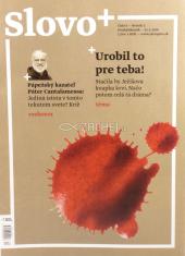 Časopis: Slovo+ 6/2018 - Kresťanské noviny, dvojtýždenník