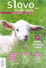 Mesačník: Slovo medzi nami 3/2018