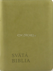 Svätá Biblia - Roháčkov preklad -  olivová