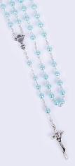 Ruženec: Sviatosť oltárna - modrý (R06K)