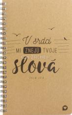 Zápisník: V srdci mi znejú