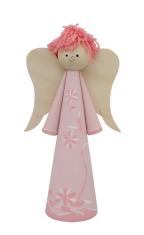 Anjel drevený - bledoružový (ADZ007)