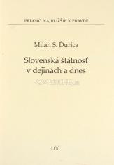 Slovenská štátnosť v dejinách a dnes