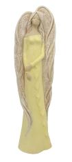 Anjel sadrový (122) new - žltý