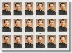 Samolepky: Sv. Don Bosco (15) - hárok